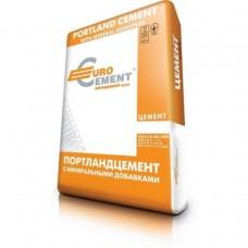 Цемент М-500 (50 кг.) - Евроцемен. Заводская тара