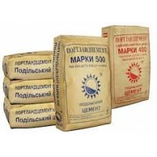Цемент  50 кг марка 500 Каменец-Подольский фото