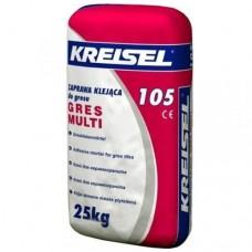 Клей для керамогранита Крайзель 105 (Kreisel 105), 25 кг