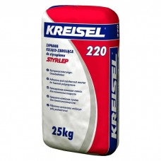 Армирующий клей для пенопласта Крайзель 220 (Kreisel 220), 25 кг  фото