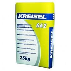 """Шпаклевка известково-цементная """"Kreisel"""" KALKZEMENT SPACHTELMASSE 662, 25кг"""