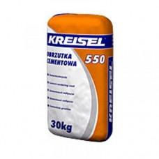"Шпаклевка цементний набризг ""Kreisel"" ZEMENT VORSPRITZER 550 30 кг фото"