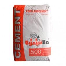 Цемент М-500 (50 кг.) - «БудуйКа» Ивано - Франковск