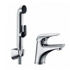 Набор для биде Solnice I05210BT (смеситель, душ, шланг), Imprese (Импрес)
