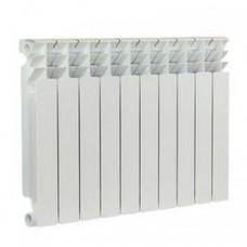 Радиатор отопления биметаллический (500х80х96 мм), Whitex (Витекс)