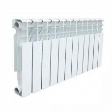 Радиатор отопления биметаллический (500х80х96 мм) 12 секций, Whitex (Витекс)