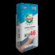 Клей для мрамора и мозаики, 25кг (белый) Ансерглоб ВСХ-46 (Anserglob ВСХ-46)