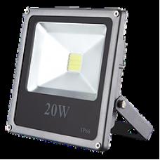 Прожектор LED-SL 20W 220V 6000K 220В Slim (Слим)