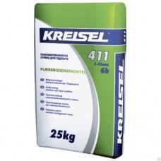 """Смесь самовыравнивающая """"RENOGRUNT-411"""", 25 кг (5-35 мм), Kreisel (Крайзель)"""