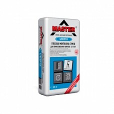 Клей для гипсокартона, 30кг MASTER UNIFIX (Мастер Унификс)