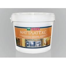 "Краска ""Матлатекс"" 7кг, Интекс (Intex)"