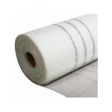 Сетка штукатурная щелочест.6*5мм (50м.кв 150гр/м2) белая, Полимин (Polimin)