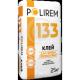 Клей для теплоизоляционных плит Polimer 133 (Полирем 133), 25кг