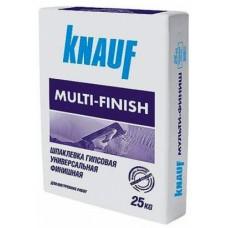 Гипсовая шпаклевка Кнауф мульти - финиш (Knauf HP Multi - Finish) (25 кг)