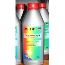 Пластификатор FM1 противоморозный 1л, TOTUS (тотус)