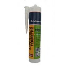Клей монтажный белый 300мл , Radiant (Радиант)