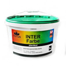 Краска интерьерная дисперсионная 7кг, TOTUS Inter Farbe (Тотус)