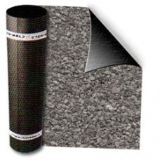 Рубероид  ХКП 3,5 (10м) гранулят серый, Стеклоизол  фото