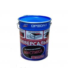 Мастика битумно-резиновая (3кг), Ореол