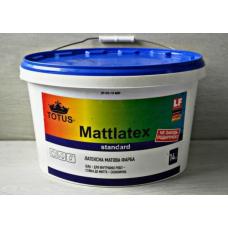 TOTUS MATTLATEX Краска латексная матовая 7кг фото