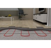 Теплый пол под стяжку - нагревательные кабели (35)