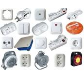 Электроустановочные изделия (114)