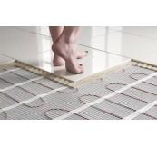Теплый пол под плитку - нагревательные маты, тонкий кабель (98)