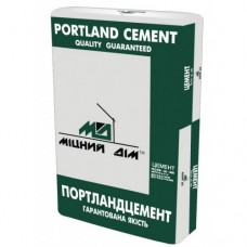 Цемент 25 кг М400 - Міцний дім фото