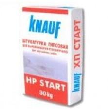 Гипсовая штукатурка Кнауф ХП Старт (Knauf HP Start) - 30 кг фото