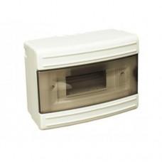 Короб на 3-4 автомата (наружный) LUXEL