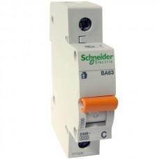 Выключатель автоматический 1П 6А Schneider (Шнайдер)