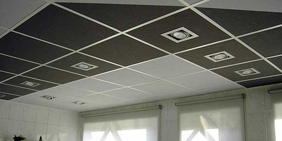 потолочные плиты фото