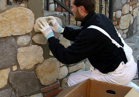 Клея для натурального камня фото